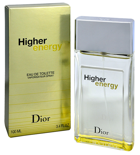 Dior Higher Energy - EDT 50 ml