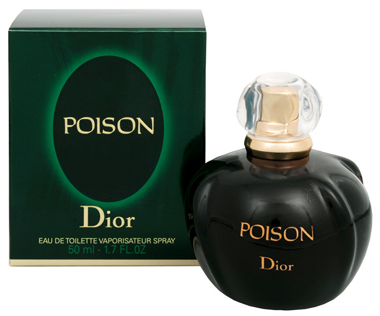 Dior Poison - EDT 50 ml