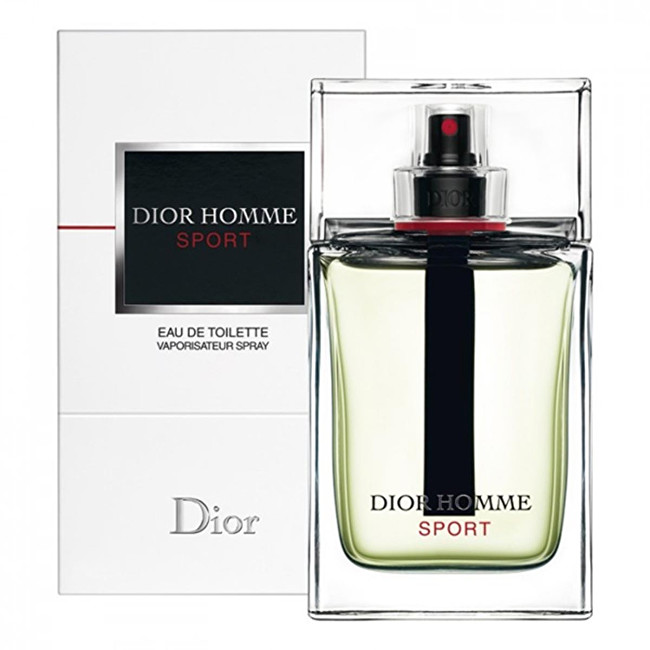 Christian Dior Homme Sport 2017 toaletná voda pánska 200 ml