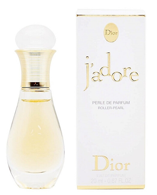 Dior J`adore Roller Pearl - EDP 20 ml - roll-on