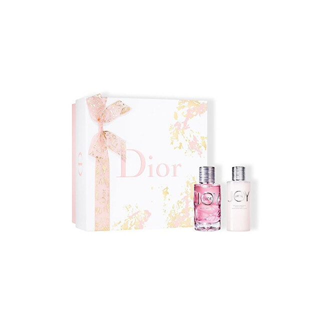 Dior Joy By Dior Intense - EDP 50 ml + tělové mléko 75 ml