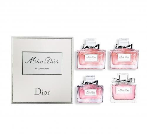 Dior Miss Dior - mini set EDT 2 x 5 ml + EDP 2 x 5 ml