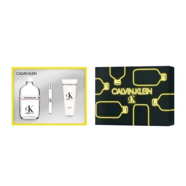 Calvin Klein CK Everyone - EDT 200 ml + sprchový gel 100 ml + EDT 10 ml