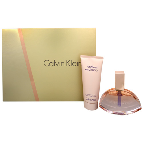 Calvin Klein Endless Euphoria - EDP 75 ml + telový krém 100 ml