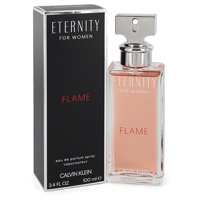 Calvin Klein Eternity Flame For Women - EDP 50 ml
