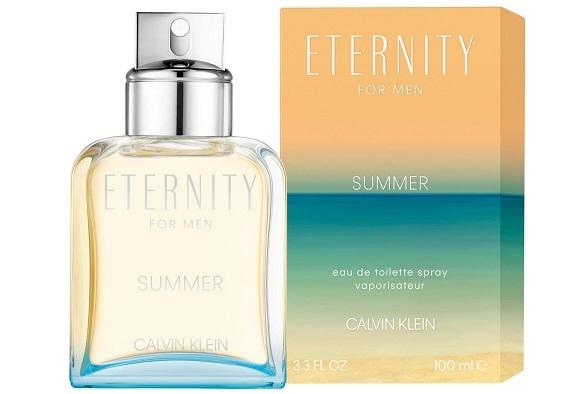 Calvin Klein Eternity For Men Summer 2019 - EDT 100 ml