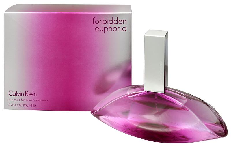 Calvin Klein Euphoria Forbidden - EDP 30 ml