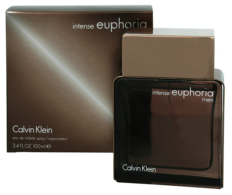 Calvin Klein Euphoria Men Intense - EDT 100 ml