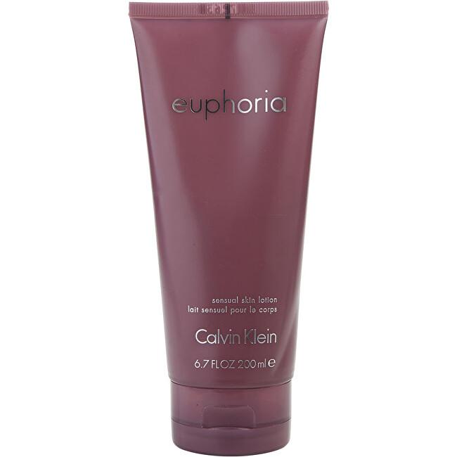 Calvin Klein Euphoria - telové mlieko 200 ml
