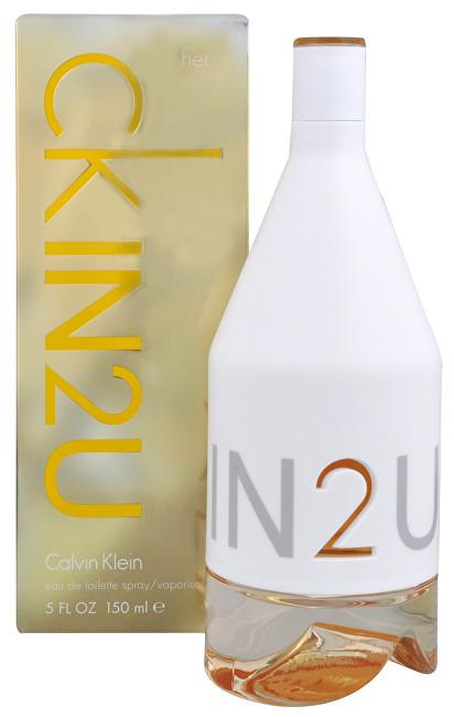 Calvin Klein CK IN2U For Her - EDT 50 ml