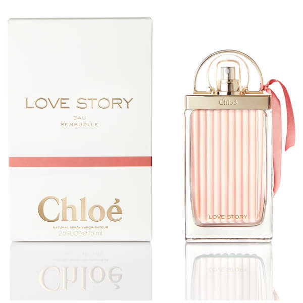 Chloé Love Story Eau Sensuelle parfumovaná voda dámska 75 ml