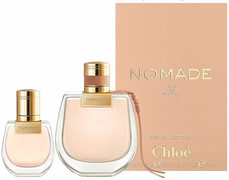 Chloé Nomade - EDP 75 ml + EDP 20 ml