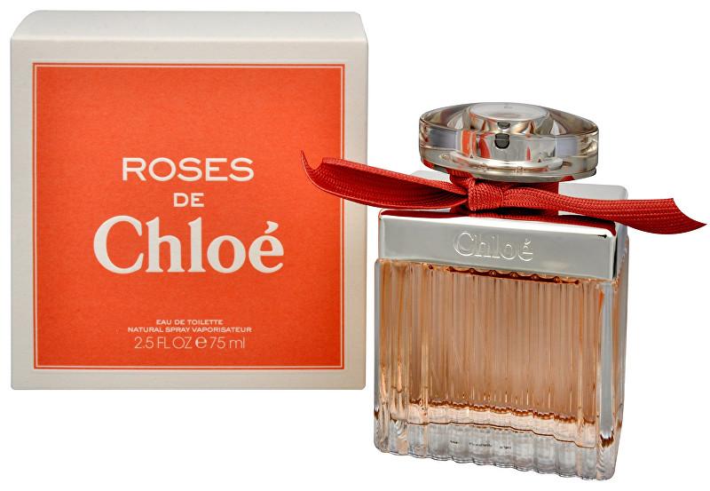 Chloé Roses de Chloé toaletná voda dámska 30 ml