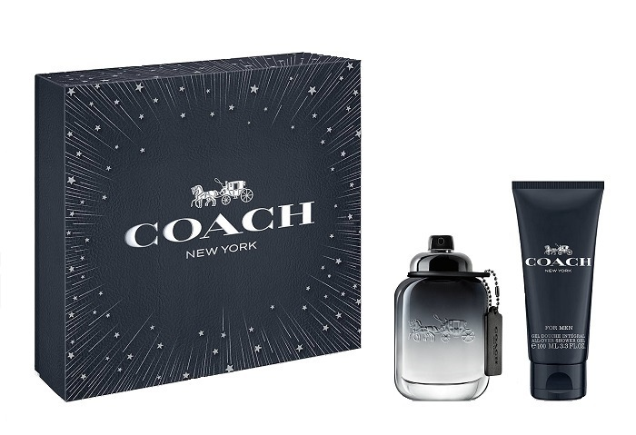 Coach Coach For Men  EDT 60 ml  sprchový gel 100 ml