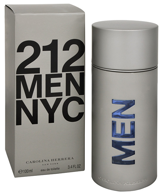 Carolina Herrera 212 Men - EDT 100 ml