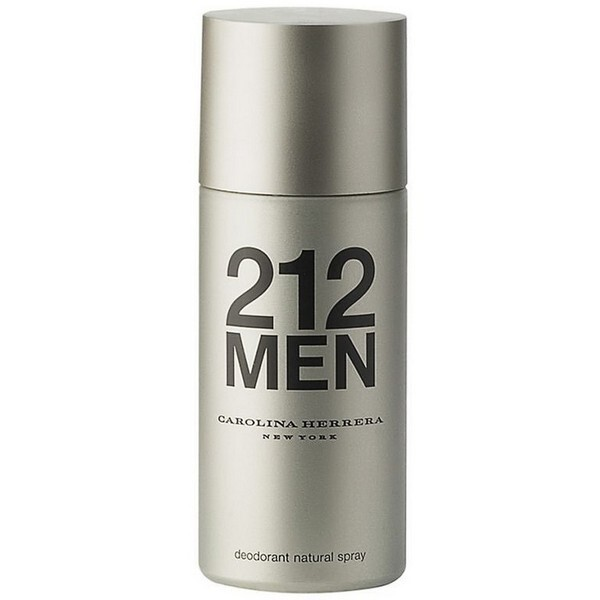 Carolina Herrera 212 Men  deodorant ve spreji 150 ml