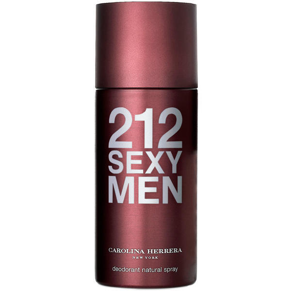 Carolina Herrera 212 Sexy For Men - dezodorant v spreji 150 ml