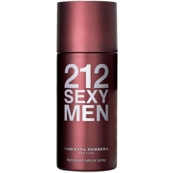 Carolina Herrera 212 Sexy Men deospray 150 ml