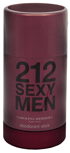 Carolina Herrera 212 Sexy Men deostick 75 ml