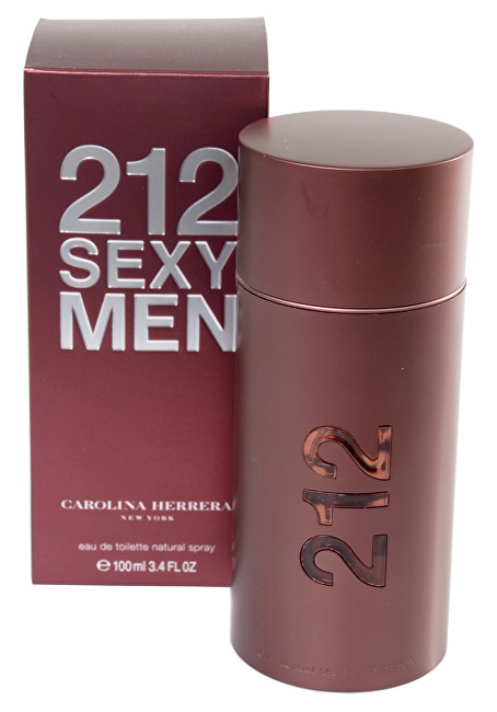 Carolina Herrera 212 Sexy For Men - EDT 100 ml