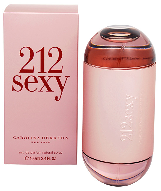 Carolina Herrera 212 Sexy - EDP 30 ml