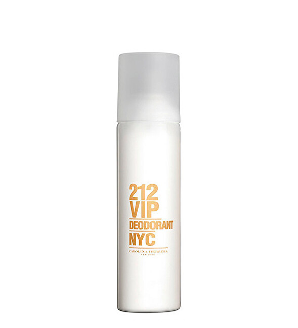 Carolina Herrera 212 VIP  deodorant ve spreji 150 ml