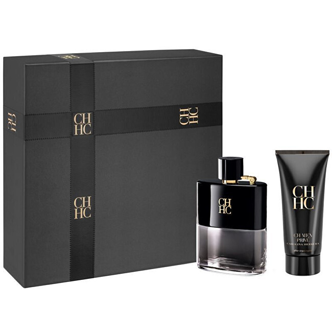 Carolina Herrera CH Men Privé - EDT 100 ml   balzám po holení 100 ml