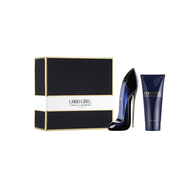 Carolina Herrera Good Girl - EDP 80 ml + telové mlieko 100 ml