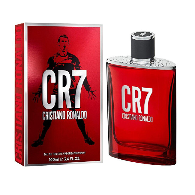 Cristiano Ronaldo CR7  EDT 30 ml