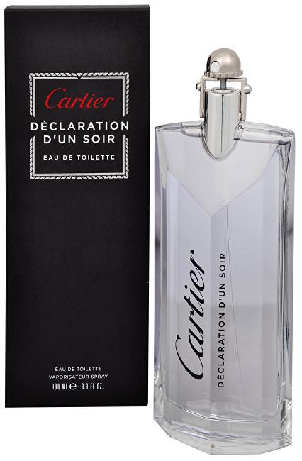 Cartier Declaration d´Un Soir toaletná voda pánska 100 ml
