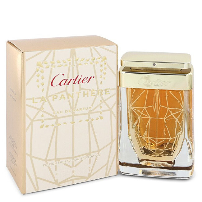 Cartier La Panthere Edition Limitee 2019 - EDP 75 ml