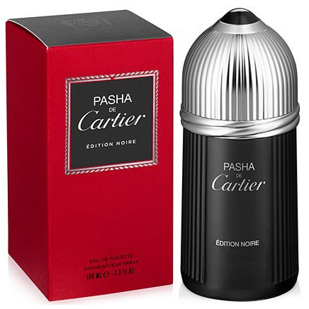 Cartier Pasha De Cartier Edition Noir e - EDT 50 ml