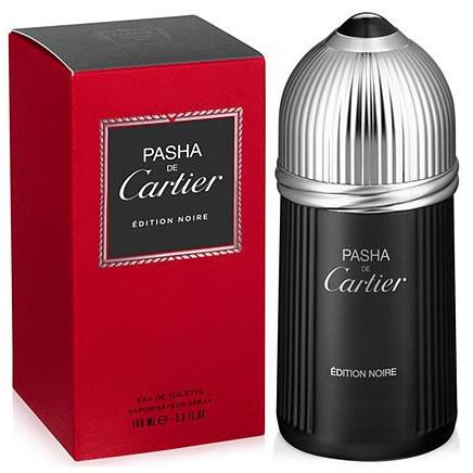 Cartier Pasha de Cartier Noire Edition toaletná voda pánska 50 ml