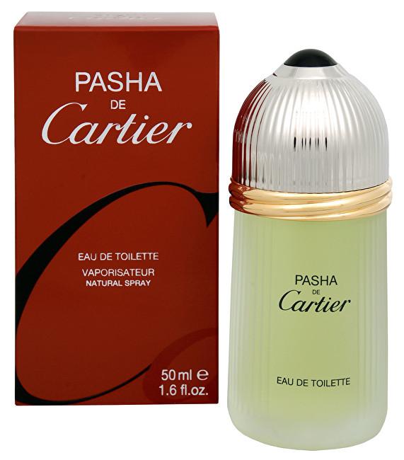 Cartier Pasha de Cartier toaletná voda pánska 100 ml
