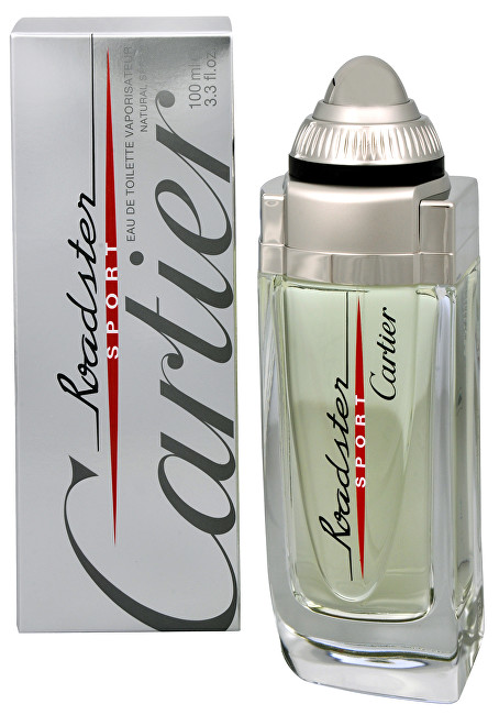 Cartier Roadster Sport toaletná voda pánska 100 ml Tester
