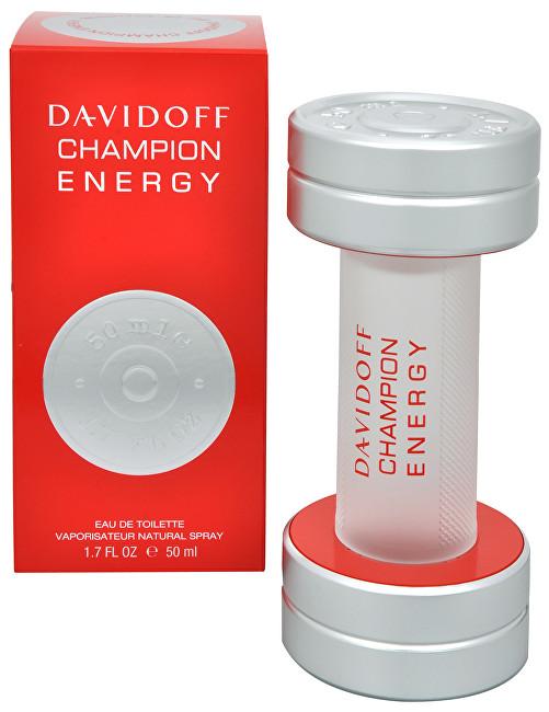 Davidoff Champion Energy toaletná voda pánska 50 ml