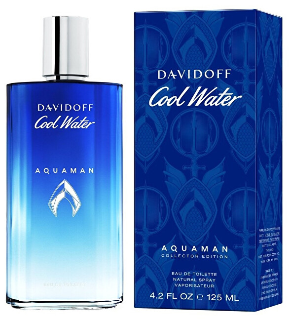 Davidoff Cool Water Aquaman  EDT 125