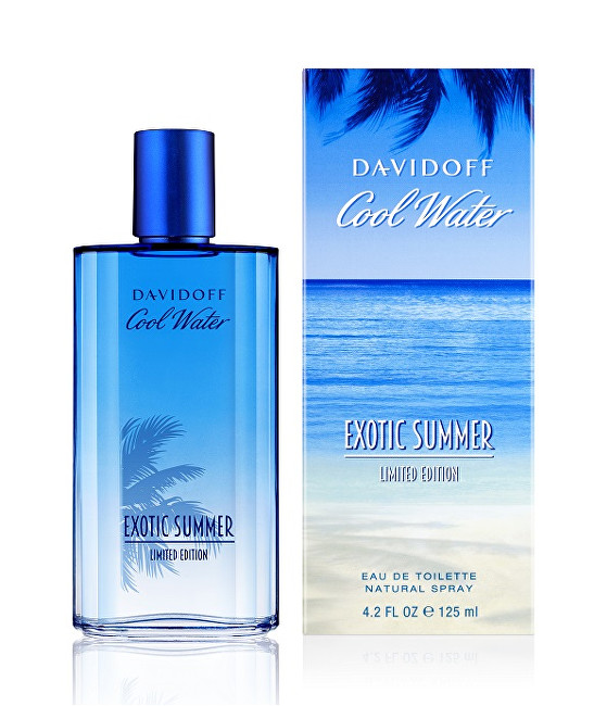 Davidoff Cool Water Summer Exotic Man - EDT 125 ml