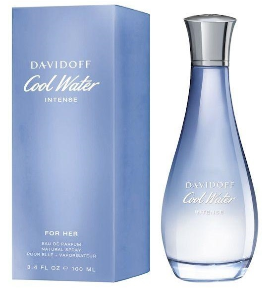 Davidoff COOL WATER WOMAN INTENSE - EDP 100 ml