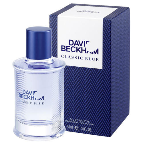 David Beckham Classic Blue - EDT 90 ml