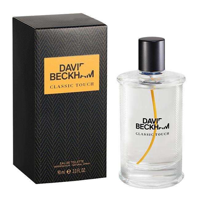 David Beckham Classic Touch - EDT 90 ml