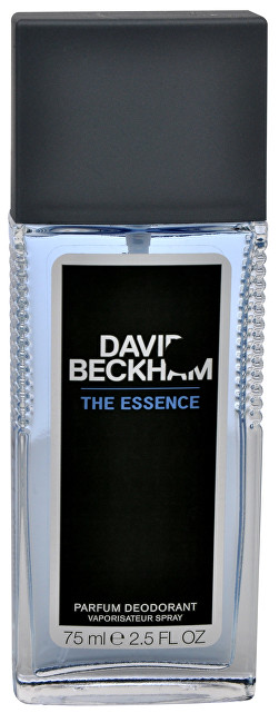 David Beckham The Essence - deodorant s rozprašovačem 75 ml