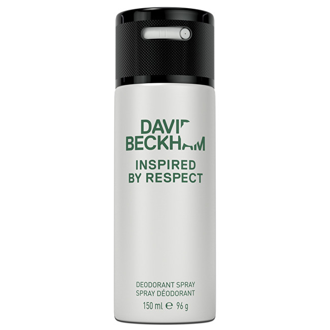 David Beckham Inspired By Respect - deodorant ve spreji 150 ml