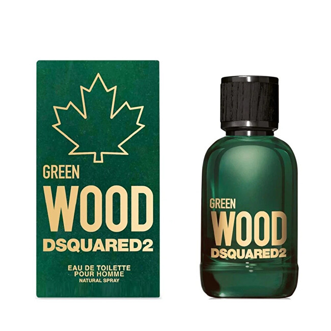 Dsquared² Green Wood  EDT 100 ml