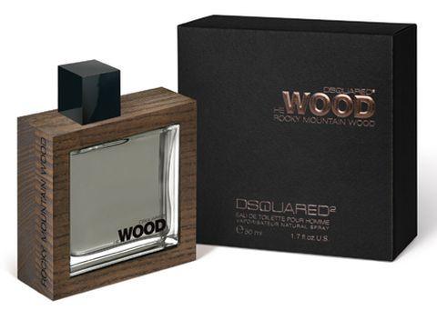 Dsquared2 He Wood Rocky Mountain Wood toaletní voda pánská 100 ml