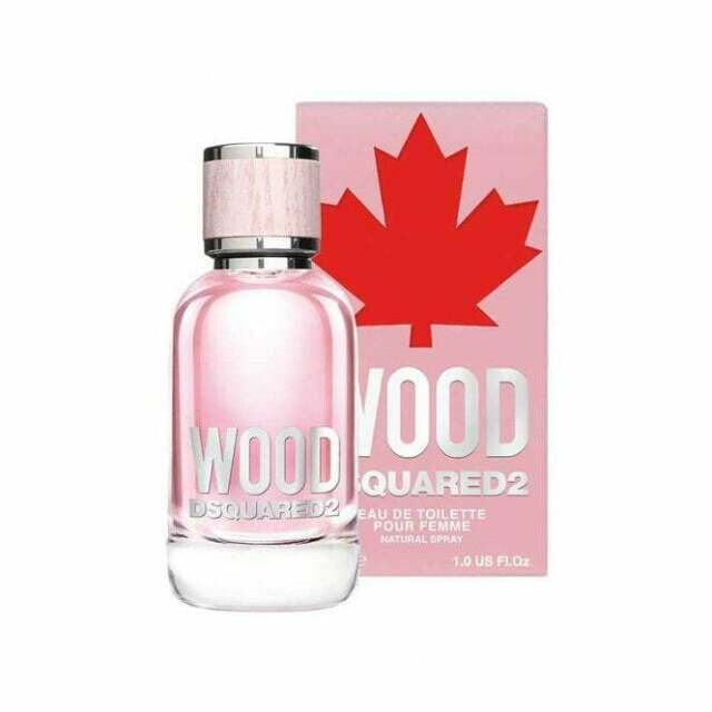 Dsquared² Wood For Her - EDT 50 ml