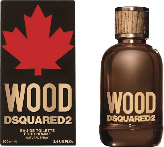 Dsquared² Wood For Him - EDT 100 ml 50 ml