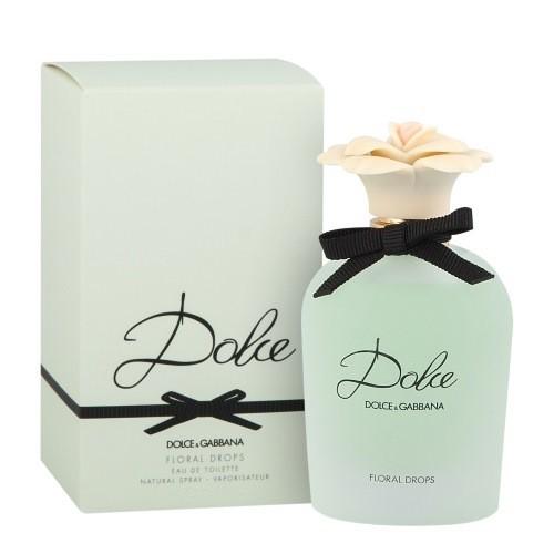 Dolce & Gabbana Dolce Floral Drops toaletná voda dámska 75 ml