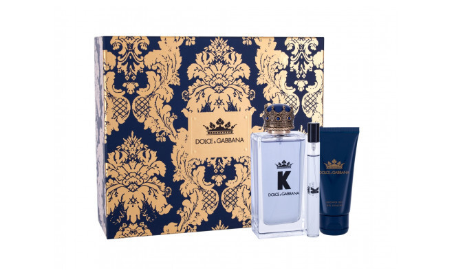 Dolce   Gabbana K By Dolce   Gabbana - EDT 100 ml   sprchový gel 50 ml   EDT 10 ml