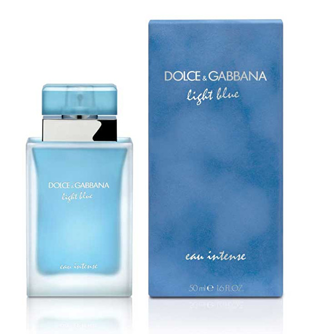 Dolce & Gabbana Light Blue Eau Intense - EDP 50 ml